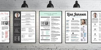 SEE ALL CV TEMPLATES